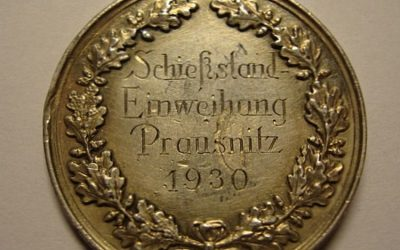 Stara moneta Prusice
