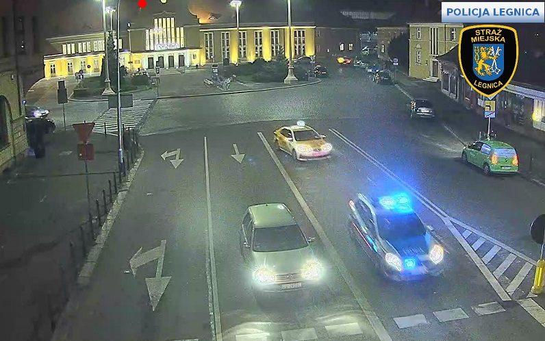 Policja Legnica