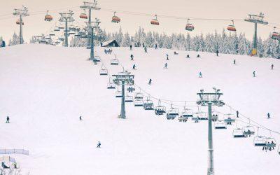 narciarstwo i snowboard w Zieleńcu