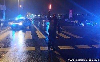 wypadki Dolny Śląsk