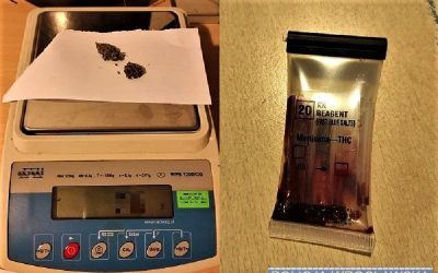 Narkotyki Policja