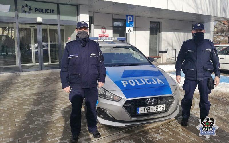 Policja Wałbrzych