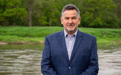 Jarosław Arciszewski - kandydat na wójta gminy Malczyce