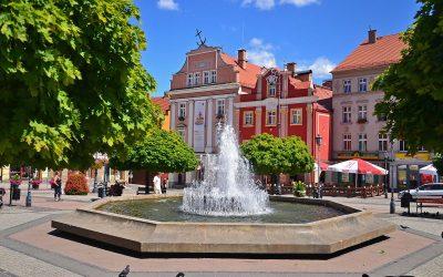 Fontanna Wałbrzych
